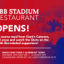 EBB RESTAURANT: We are re-opening our EBB Restaurant for King's Lynn away on the 29th May!