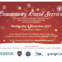 Community Carol Services and Christmas Market on 8th December 2021!