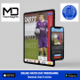 MATCHDAYINFO: Digital Programmes for Tomorrow's game vs Dagenham & Redbridge are now available!