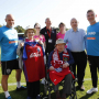 FOUNDATION: SPECIAL GUEST HOSTED AT WREXHAM GAME