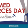 ARMED FORCES DAY: Celebration of our armed forces on the 26th June!