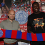 NEW SIGNING: Shots sign Nouble!