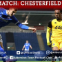 Chike Kandi Post-Match: Chesterfield FC (A)