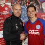 NEW SIGNING: Shots sign Tanner!