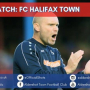 Danny Searle Post-Match Reaction: FC Halifax Town
