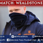 Danny Searle Post-Match: Wealdstone FC (A)
