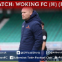Danny Searle Pre-Match: Woking FC (H)