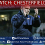 Danny Searle Pre-Match: Chesterfield FC (H)