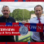 FIRST INTERVIEW: Mark Molesley & Terry Brown