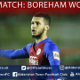 Kodi Lyons-Foster Post-Match: Boreham Wood (H)