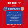 SHOTS TV LIVE: Hartlepool United (H)