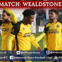 Jermaine Anderson Post-Match: Wealdstone FC (A)