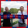 Aldershot Town appoint Mark Molesley as First-Team Manager with Terry Brown returning too!