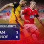 MATCH HIGHLIGHTS: Wrexham AFC (A)
