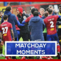 MATCHDAY MOMENTS: Woking FC (H) (FA Cup Fourth Qualifying Round)
