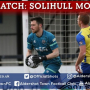 Mitch Walker Post-Match: Solihull Moors (H)