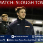 Michael Koopowitz Post-Match: Slough Town (A)
