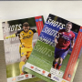 PROGRAMMES: LIMITED NUMBER OF MATCHDAY PROGRAMMES STILL AVAILABLE!
