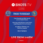 SHOTS TV LIVE: Kings Lynn Town (H)