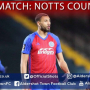 Yannis Drais Post-Match: Notts County (A)