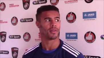Jaydon Gibbs Previews Forest Green