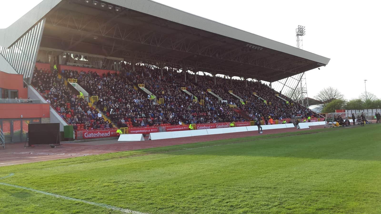 Gateshead v Shots Preview | Aldershot Town FC