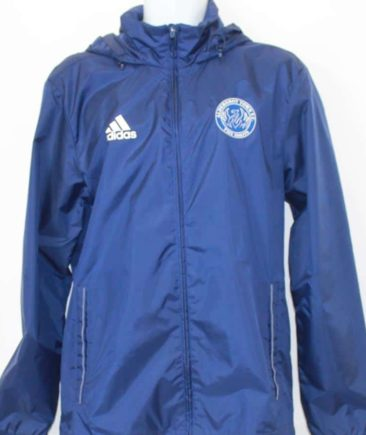 Club Shop Stock - Blue Rain Jacket web
