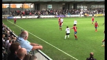 Highlights: Dartford 1-1 Aldershot Town