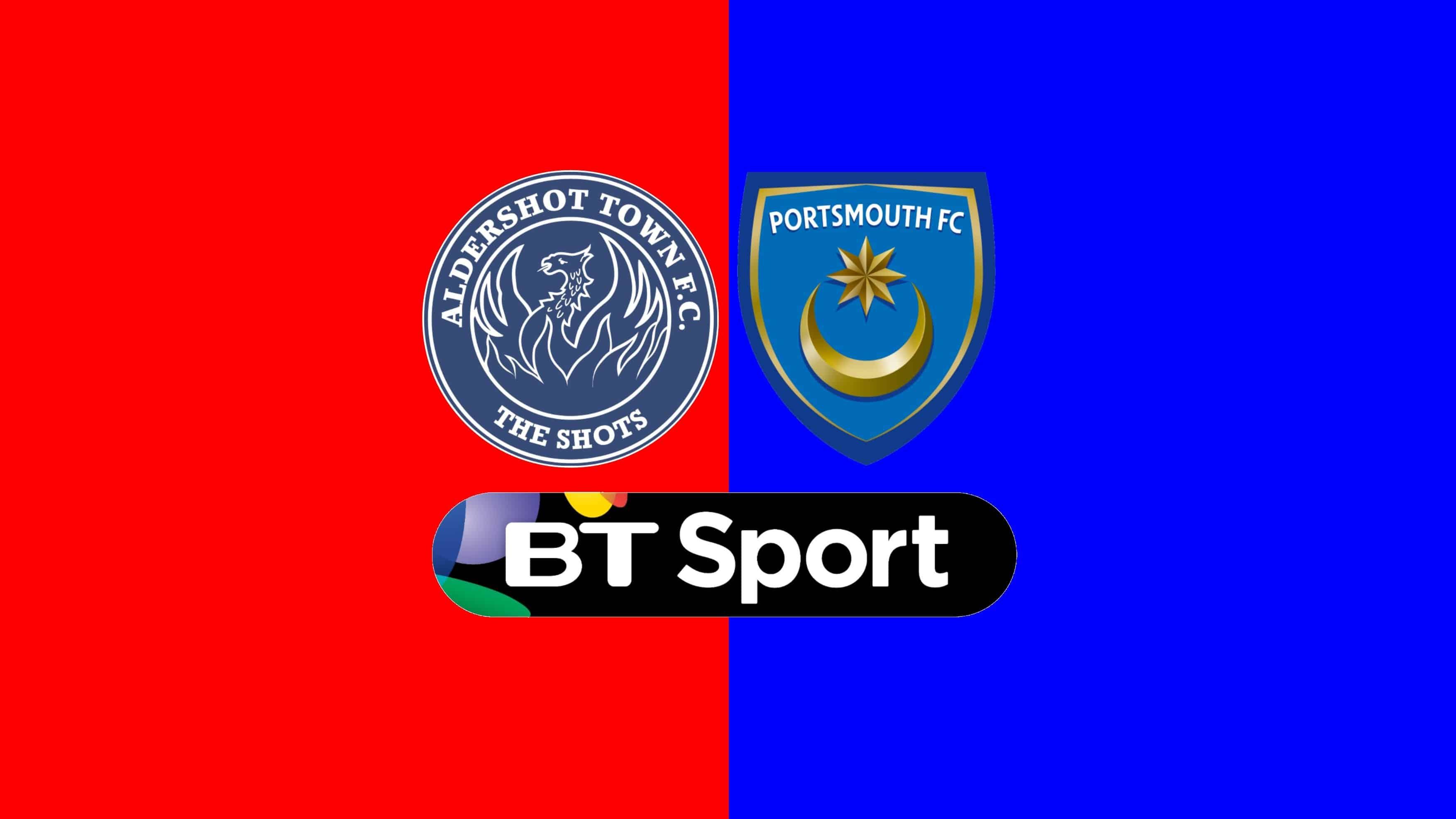 Pompey banner BT