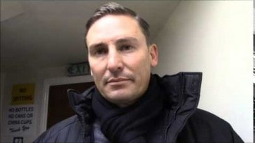 Andy Scott – Southport reaction