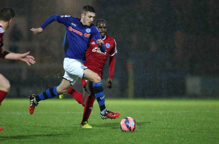 rochdale v atfc fa cup replay 11