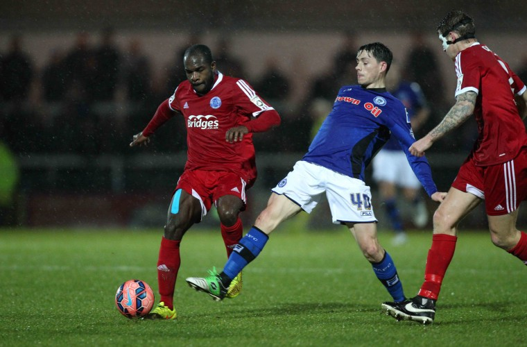 rochdale v atfc fa cup replay 14