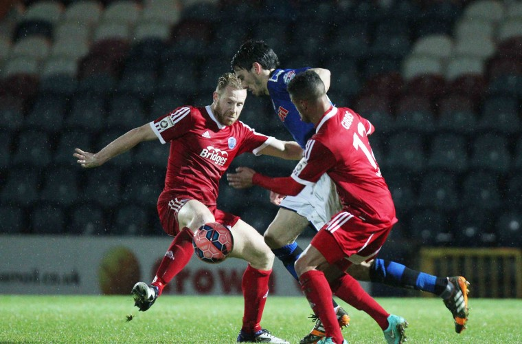 rochdale v atfc fa cup replay 15
