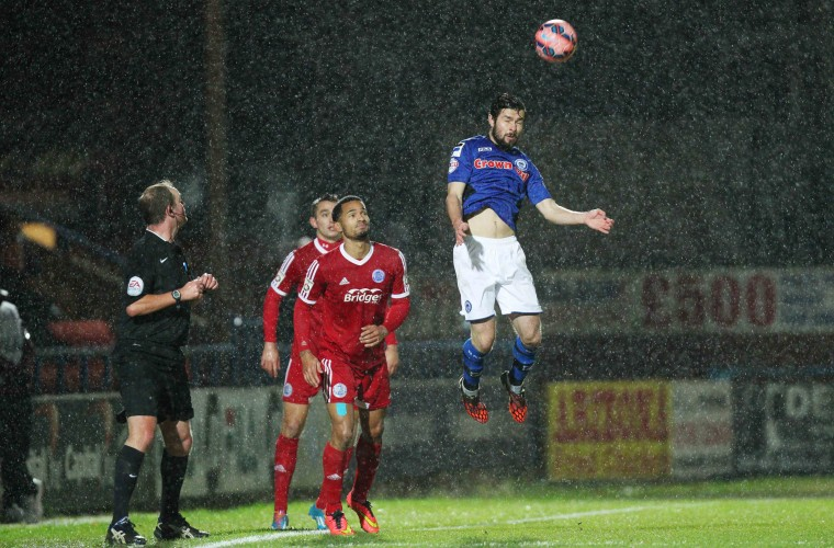 rochdale v atfc fa cup replay 17