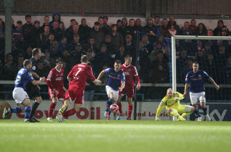 rochdale v atfc fa cup replay 3