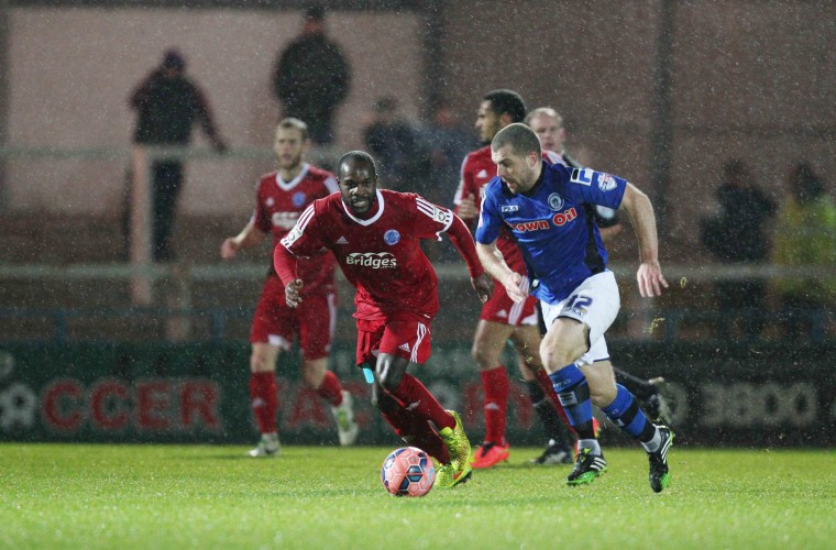 rochdale v atfc fa cup replay 8