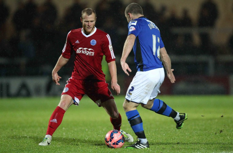 rochdale v atfc fa cup replay 9