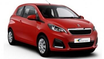 Peugeot raffle