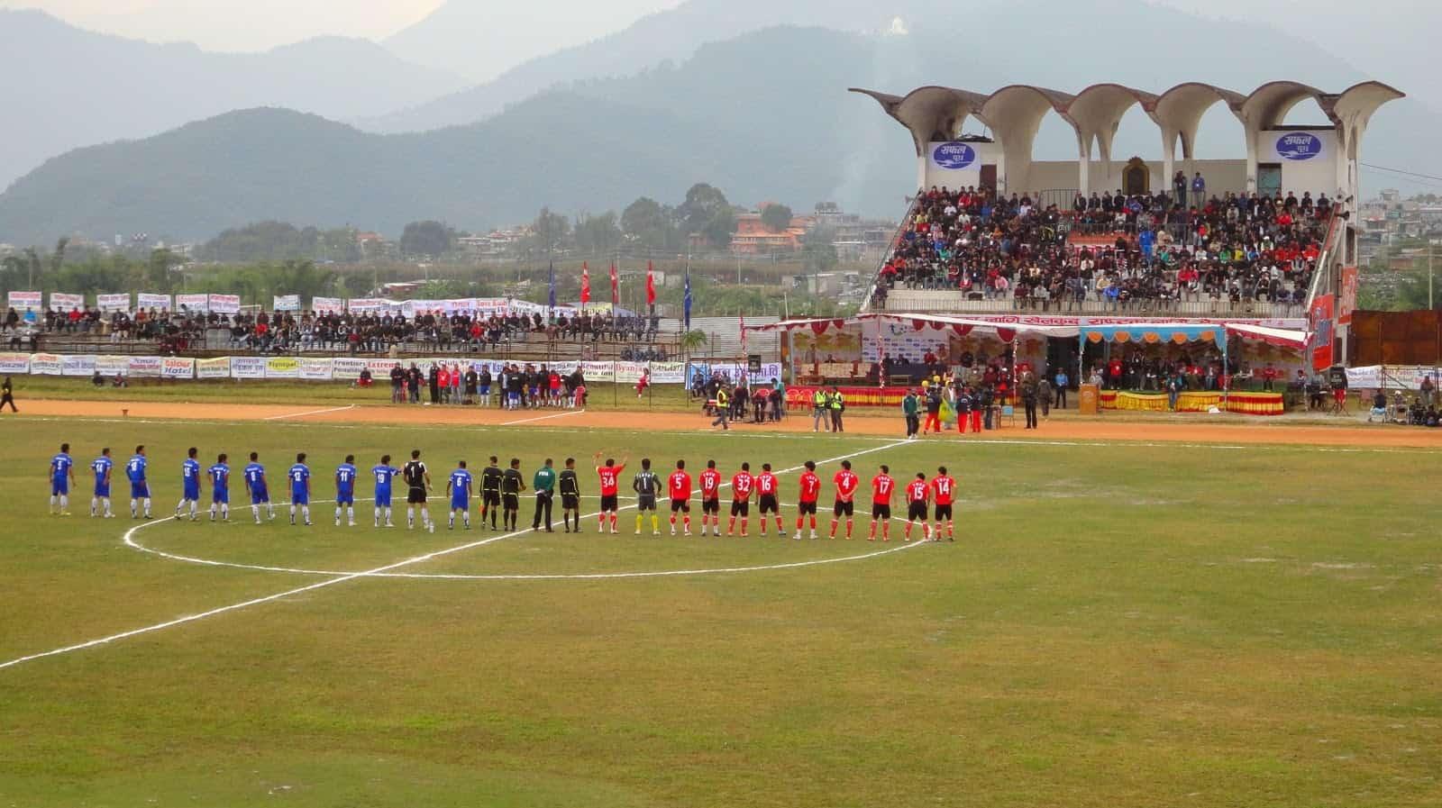 Shots Name Nepal Squad   Aldershot Town FC