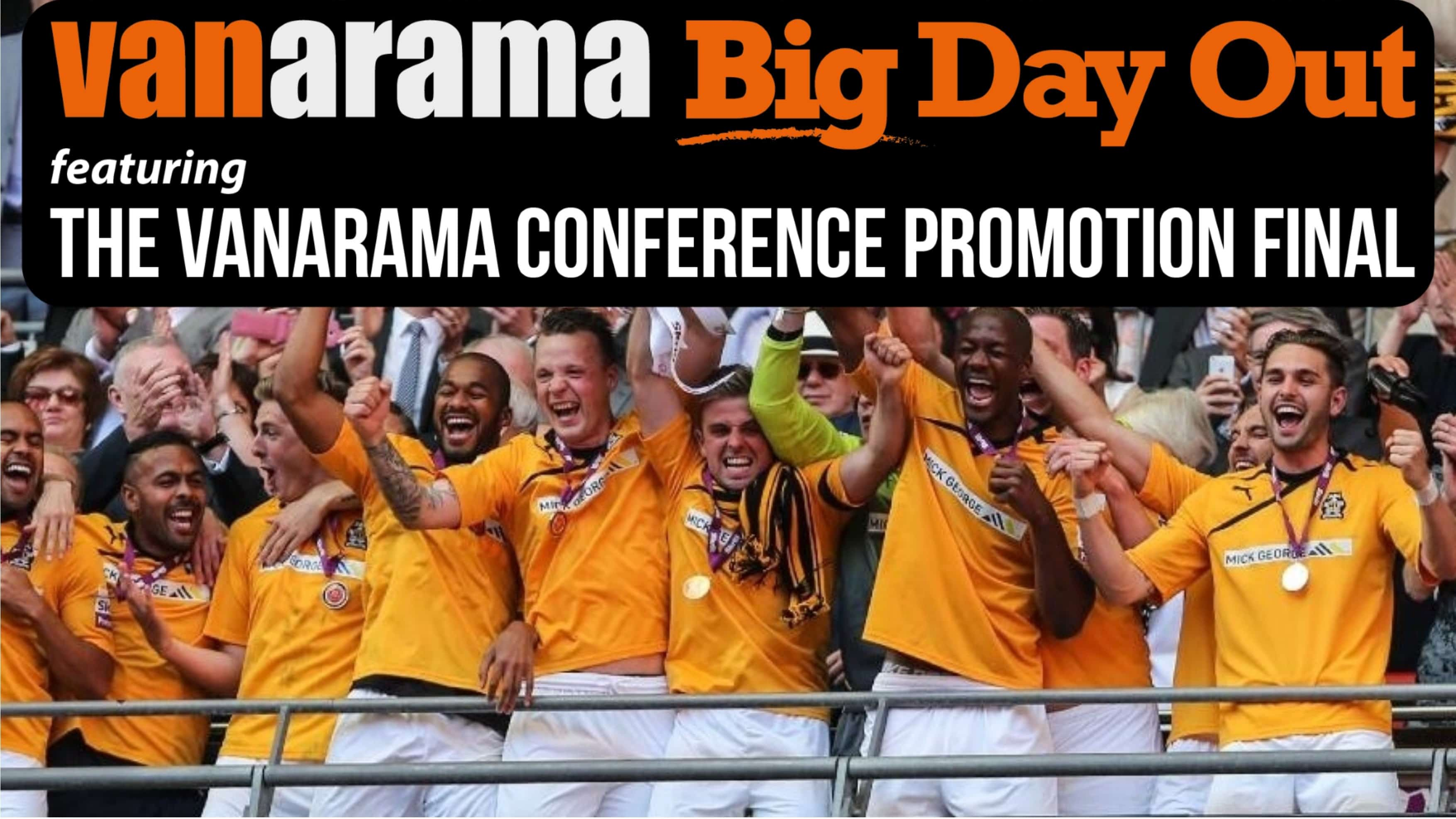 Vanarama Big Day Out 1