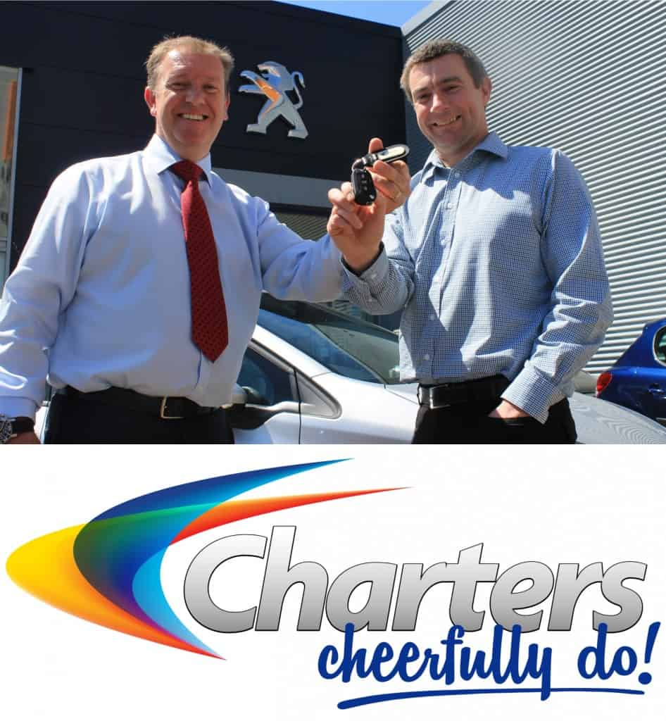 Charters montage