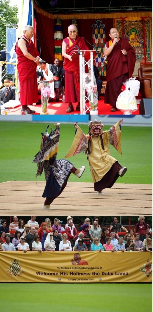 Dalai Lama montage