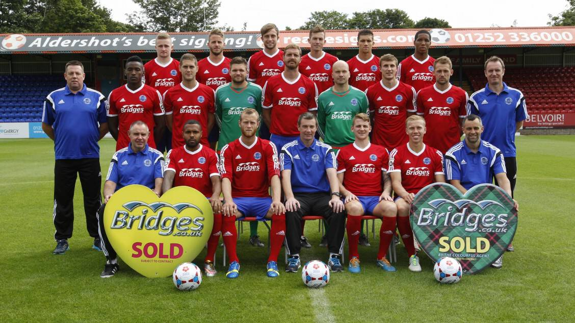 Aldershot Town 2015-16 Official team photo 2 (2500x1403)