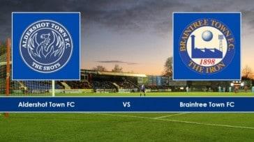 Match Highlights: Braintree Town