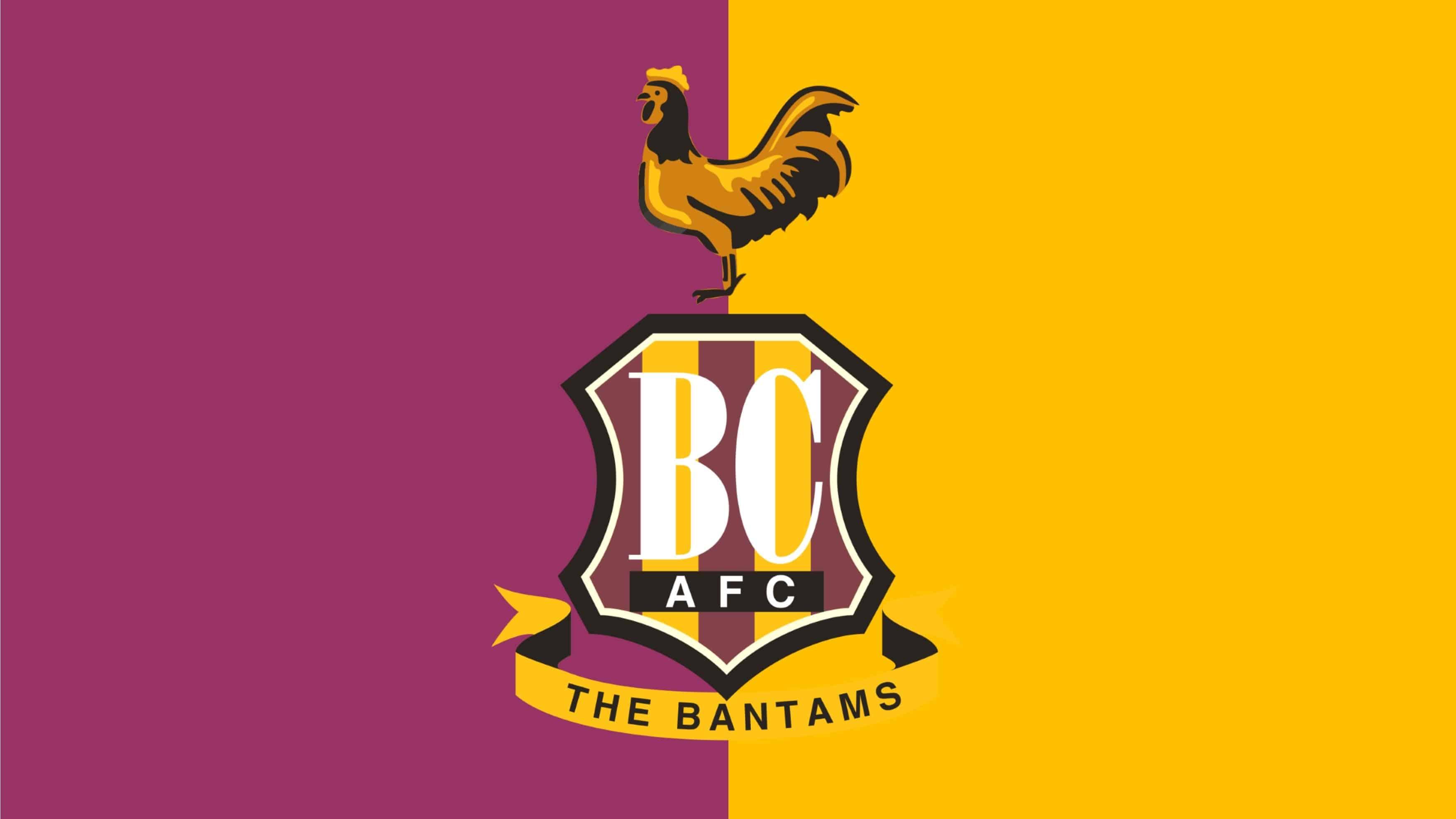 Bradford City banner