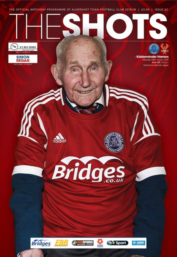 Kidderminster prog cover