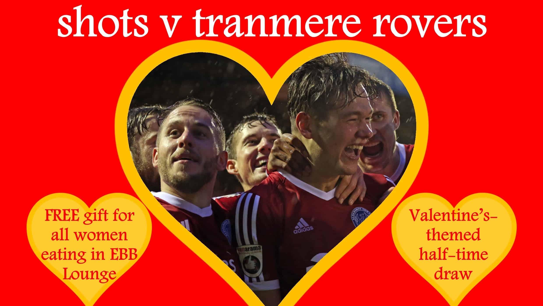 Shots Valentine poster web