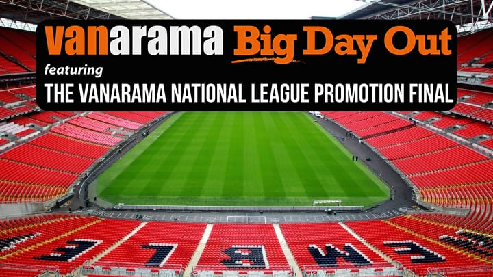 Vanarama Big Day Out – Early Bird Ticket Extension ...