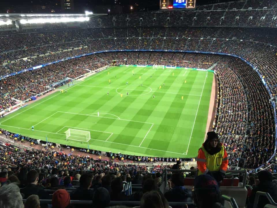 Barcelona Nou Camp 2