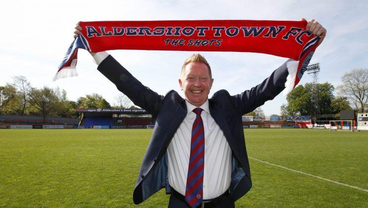 Gary Waddock Aldershot Town manager 2016 web 2 (2000×1123)